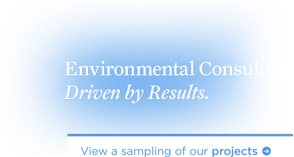 Results-Driven Envronmental Consulting in Rhode Island and Massachusetts: View Our Consulting Projects